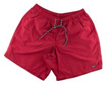 Short de Bain Rouge All Size Du 2XL au 8XL