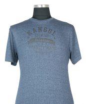 T-Shirt à Manches Courtes  Bleu Marine du 2XL au 5XL Kangol