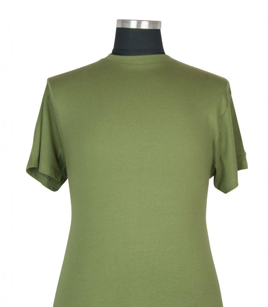 T-shirt à Manches Courtes Grande Taille Kaki du 2XL au 8XL All Size