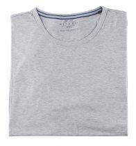 T-shirt à Manches Courtes Stretch Gris du 2XL au 8XL Kitaro