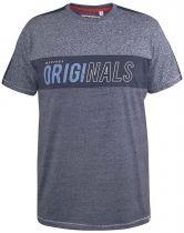 T-Shirt Manches Courtes Indigo Duke Du 3XL au 8XL