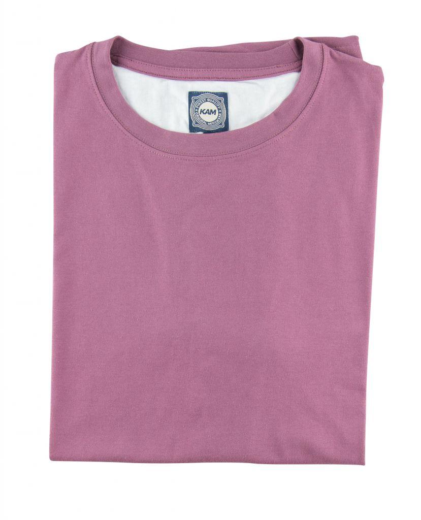 T-Shirt Manches Courtes Parme Kam Jeans du 2XL au 8XL