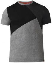 Tshirt 3 Tons Manches Courtes Gris Duke du 3XL au 6XL