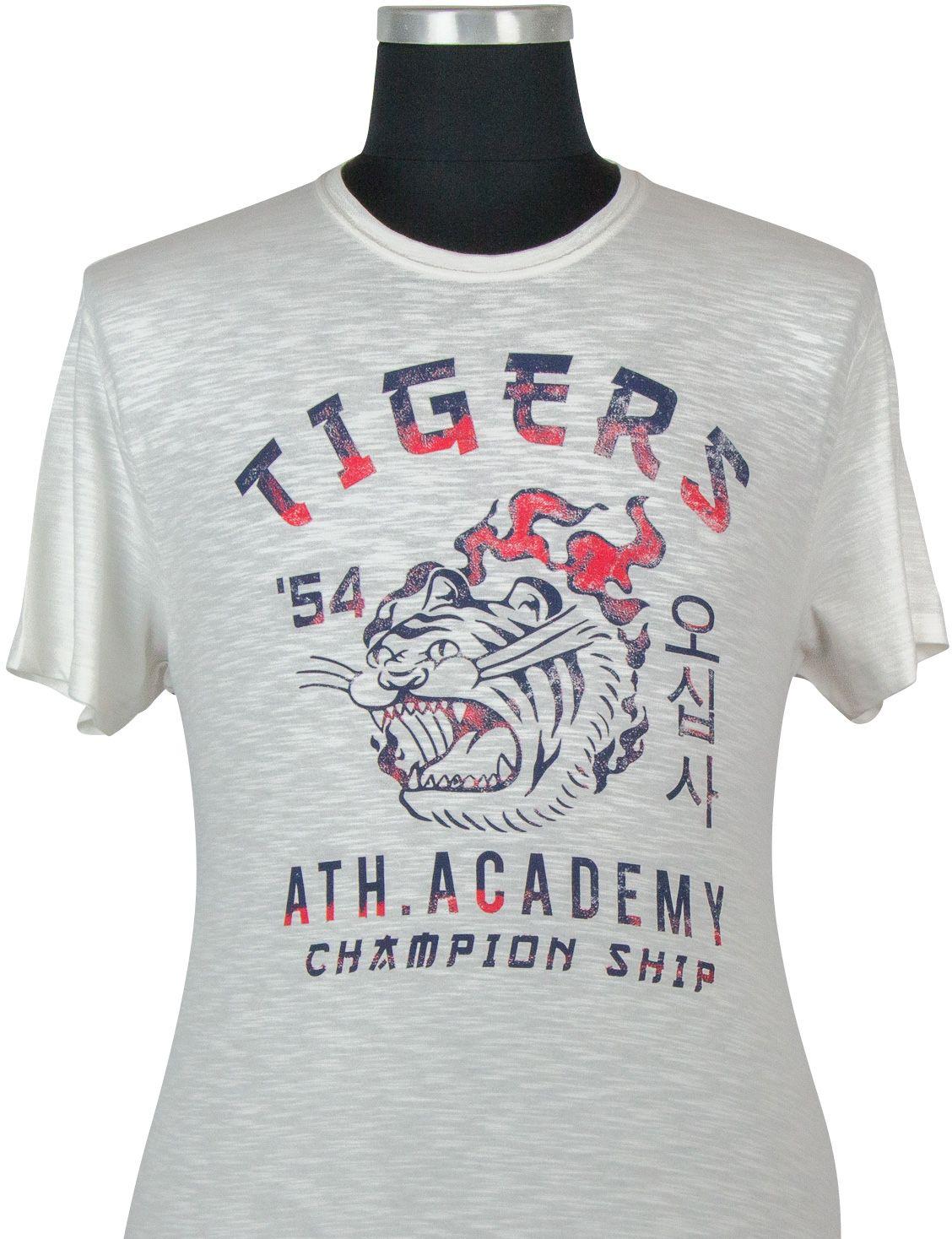Tshirt Manches Courtes Blanc Kitaro Du 3XL au 8XL