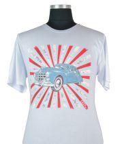 Tshirt Manches Courtes Blanc Maxfort du 3XL au 8XL