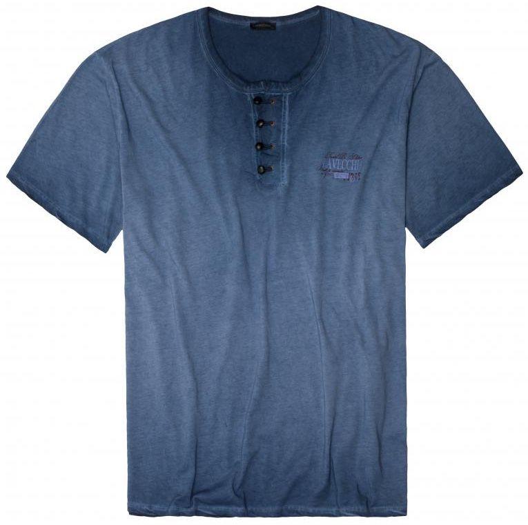 Tshirt Manches Courtes Bleu du 3XL au 8XL Lavecchia