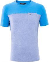 Tshirt Manches Courtes Bleu Kangol du 2XL au 6XL