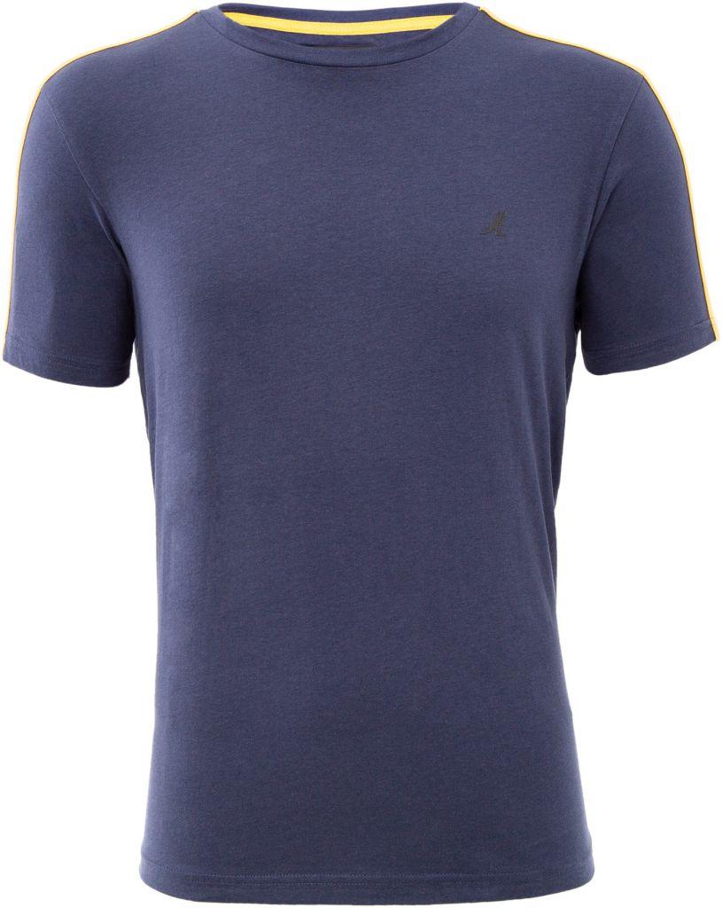 Tshirt Manches Courtes Bleu Marine du 2XL au 6XL Kangol