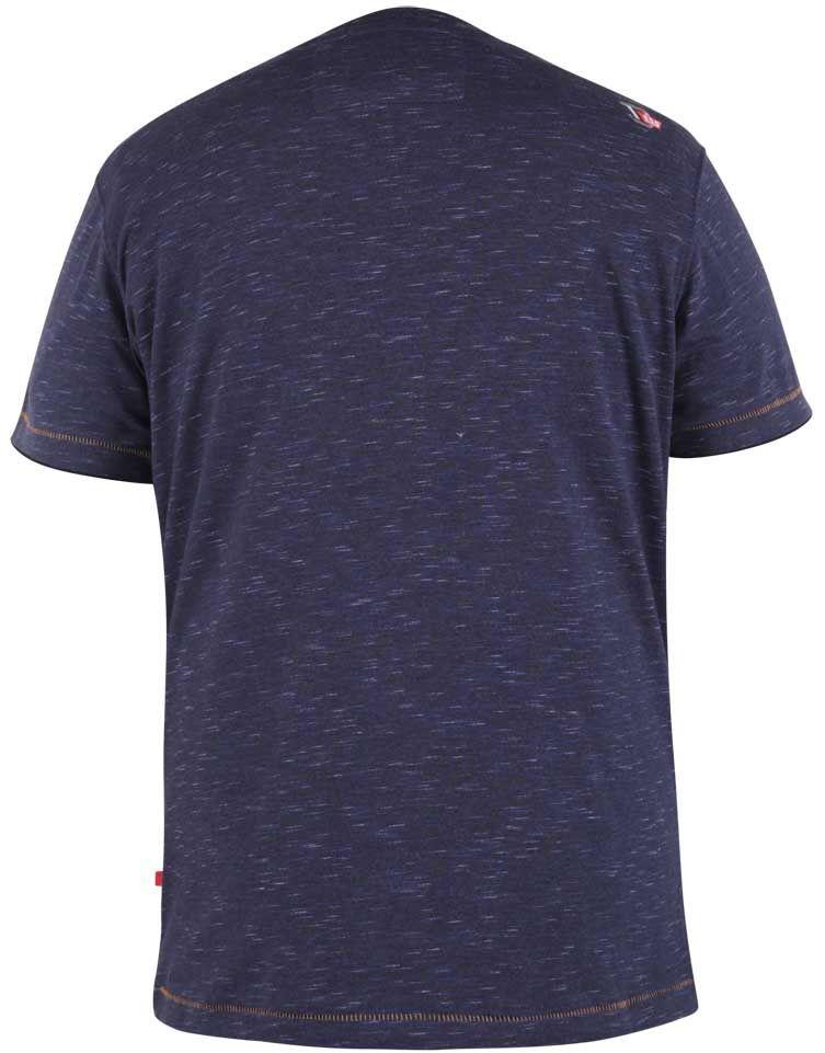 Tshirt Manches Courtes Bleu Marine Duke 3XL à 6XL