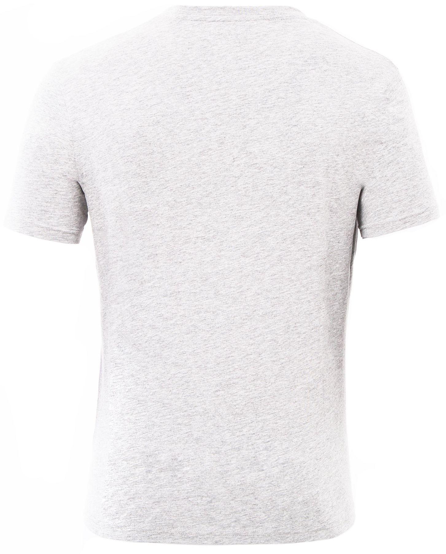 Tshirt Manches Courtes Gris Kangol du 2XL au 6XL