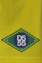 Tshirt Manches Courtes Jaune Duke Du 3XL au 6XL