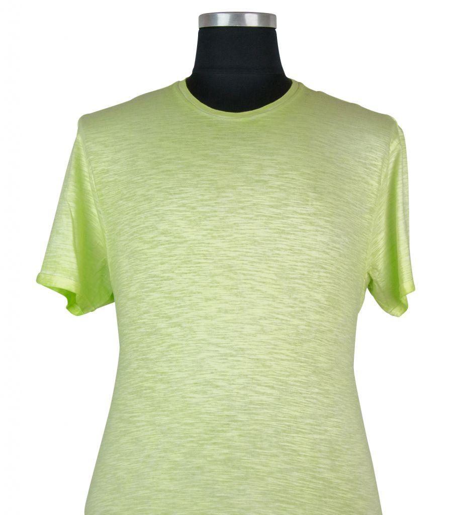 Tshirt Manches Courtes Jaune Kitaro du 2XL au 8XL