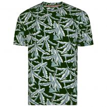 Tshirt Manches courtes Kaki Kam du 2XL au 8XL
