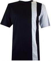 Tshirt Manches Courtes Noir Espionage du 2XL au 8XL