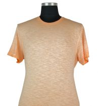 Tshirt Manches Courtes Orange Kitaro du 2XL au 8XL
