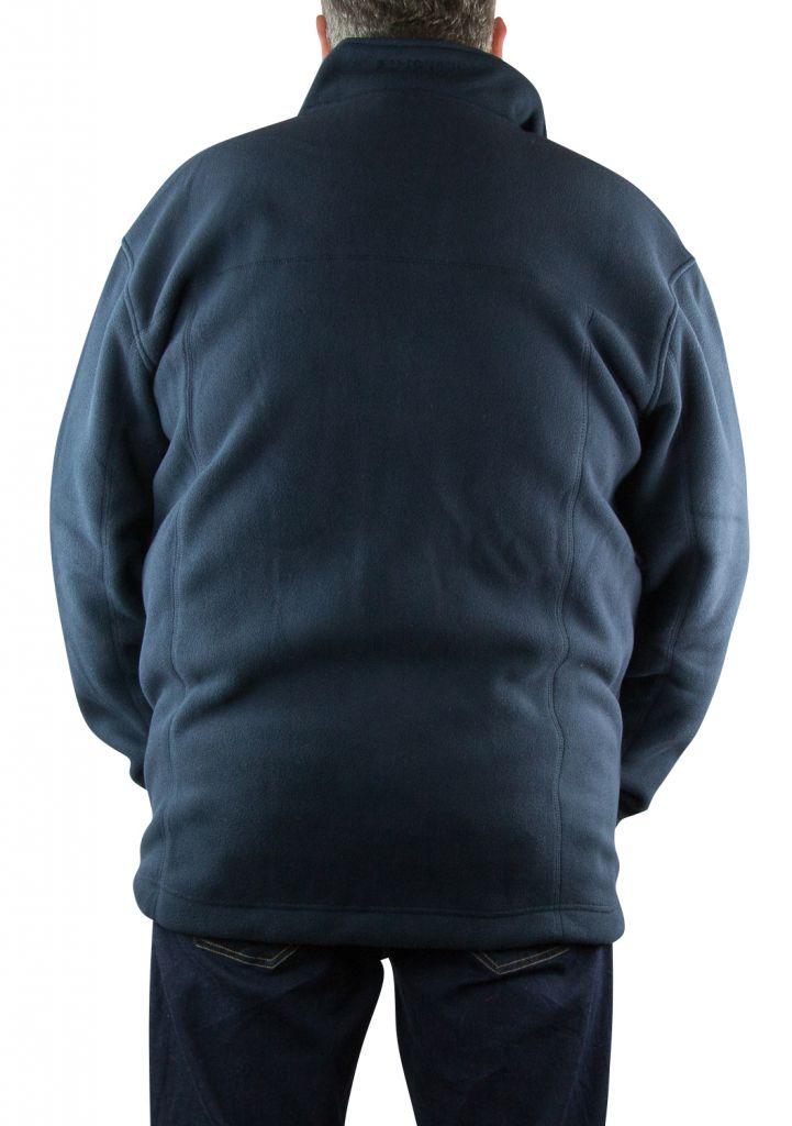 Veste Polaire Bleu Marine du 2XL  au 8XL Espionage