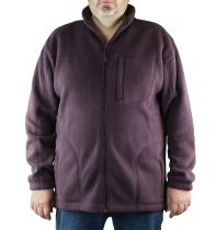 Veste Polaire Bordeaux Espionage du 2XL au 8XL